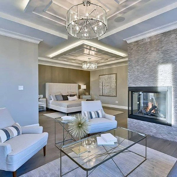 Best Top 40 Best Crown Molding Lighting Ideas Modern Interior Designs With Pictures