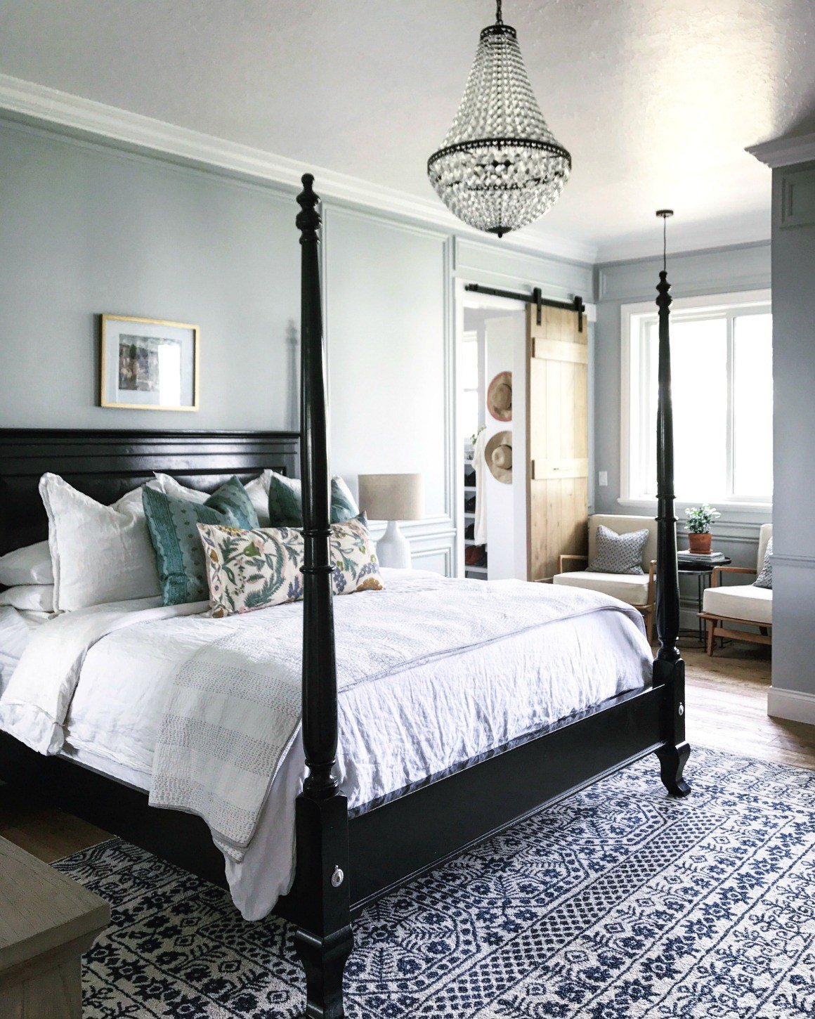 Best Master Bedroom And Bath Tour Mixing Old And New Nesting With Pictures