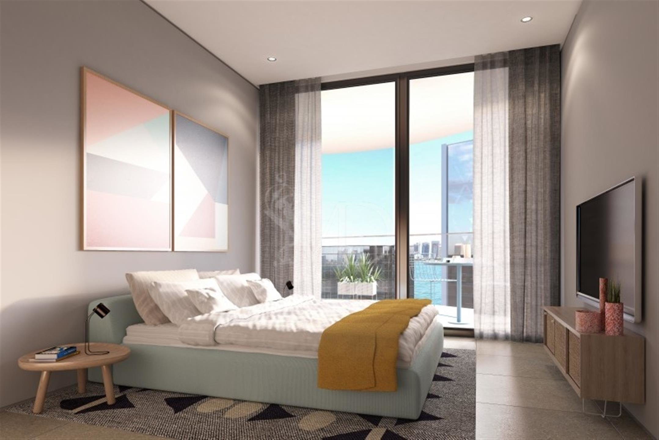 Best 1 Bedroom Apartment For Sale In Meera Shams Tower 1 Al With Pictures Original 1024 x 768