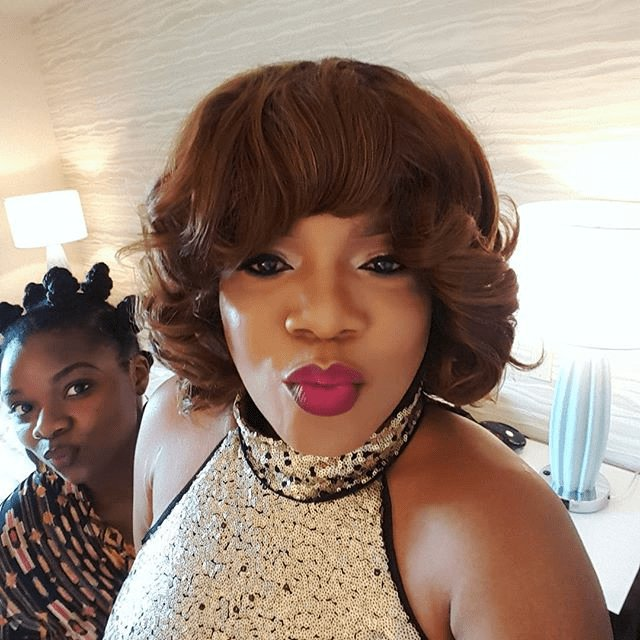 Best Toyin Aimakhu Looks Stunning In New Bedroom Selfies With Pictures