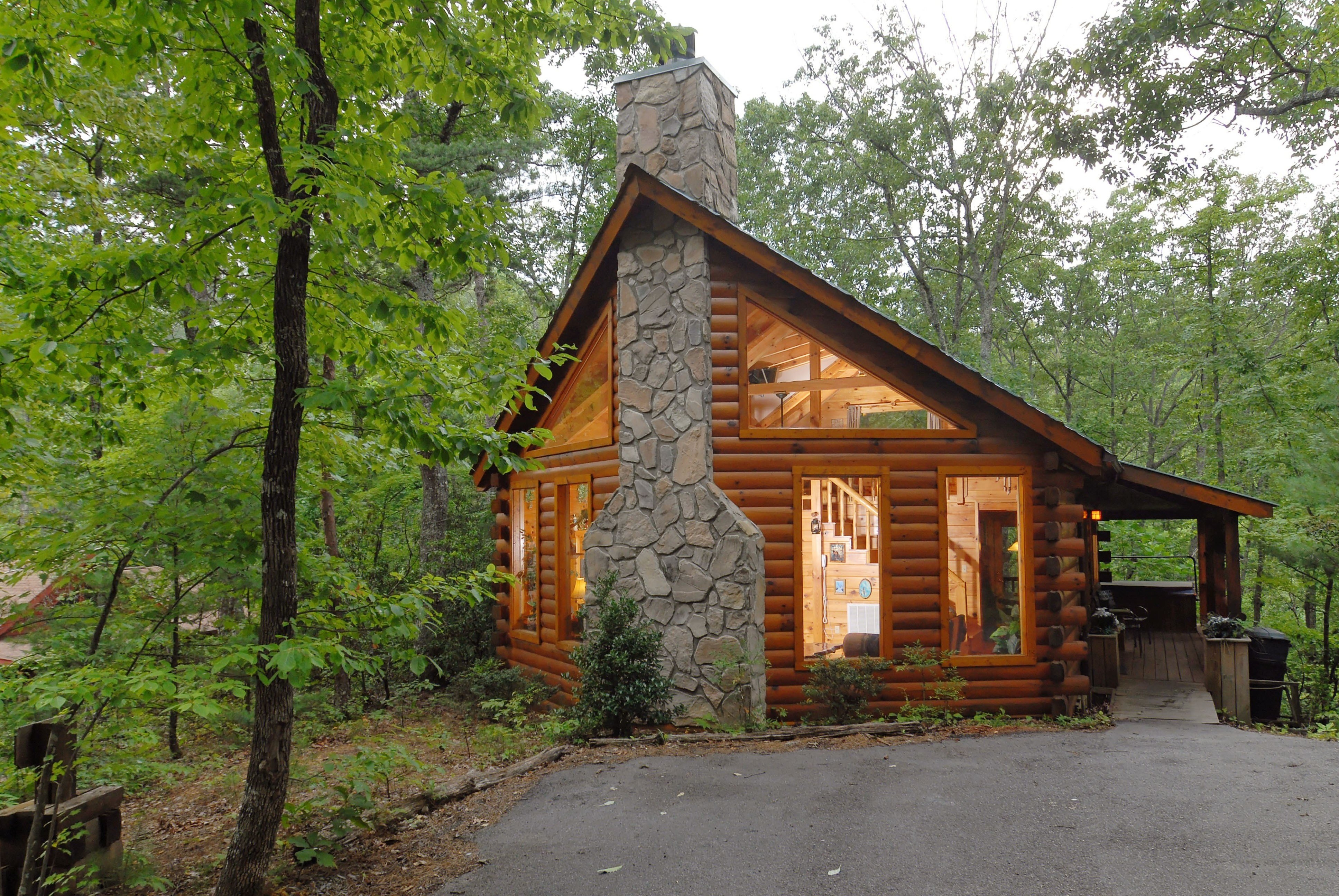 Best Picture Of 1 Bedroom Cabins Patricia Woodard With Pictures