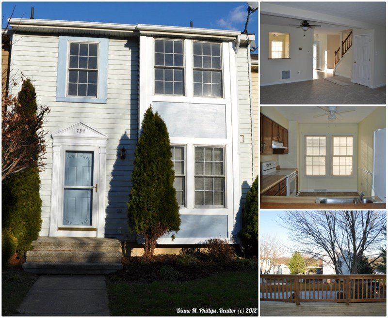 Best 3 Bedroom Townhouse For Sale Near Westminster Md With Pictures