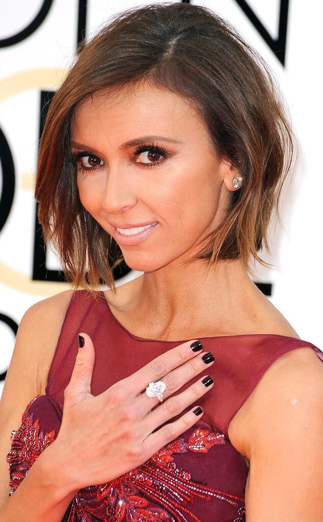 Free 2014 From Giuliana Rancic S Hair Through The Years Wallpaper
