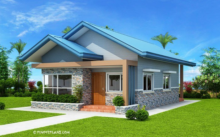 Best Three Bedroom Bungalow House Plan Shd 2017032 – Amazing Architecture Magazine With Pictures