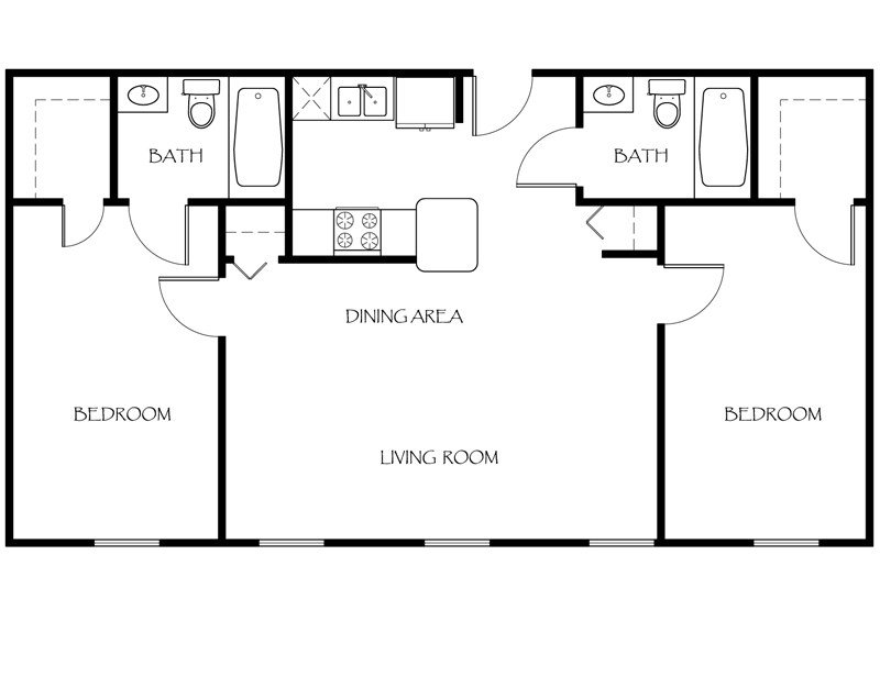 Best Floor Plans The Apartments At Ames Privilege With Pictures