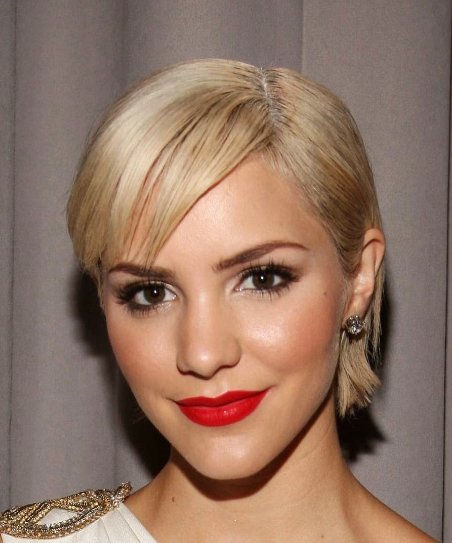 Free Short Hairstyle Ideas Wallpaper