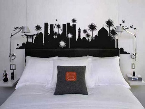 Best Wallpapers Creative Wall Painting Ideas Bedroom With Pictures