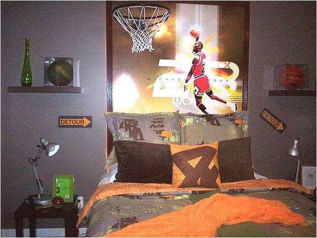 Best Rizkimezo T**N Boys Sports Theme Bedrooms With Pictures