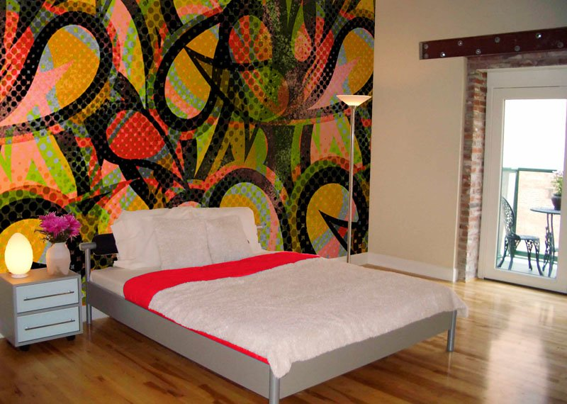 Best Diagenesis Graffiti Bedroom Design With Pictures