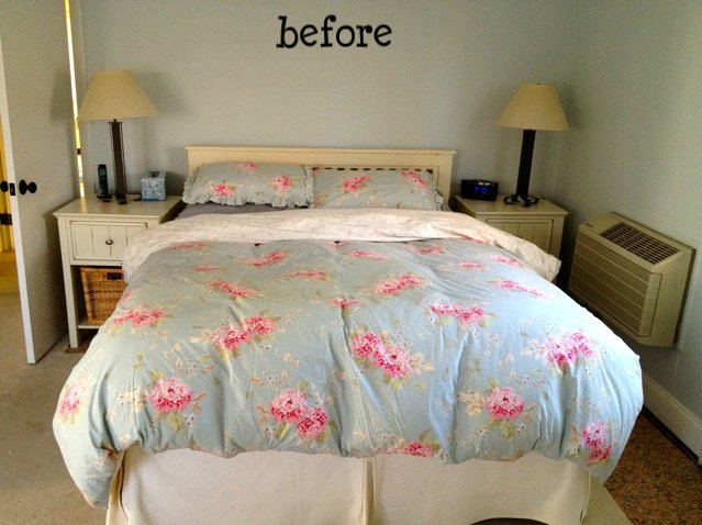 Best That S My Letter Master Bedroom Makeover With Pictures