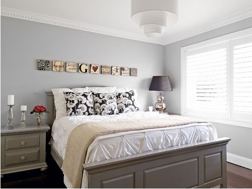 Best Light Grey Paint For Bedroom 5 Small Interior Ideas With Pictures