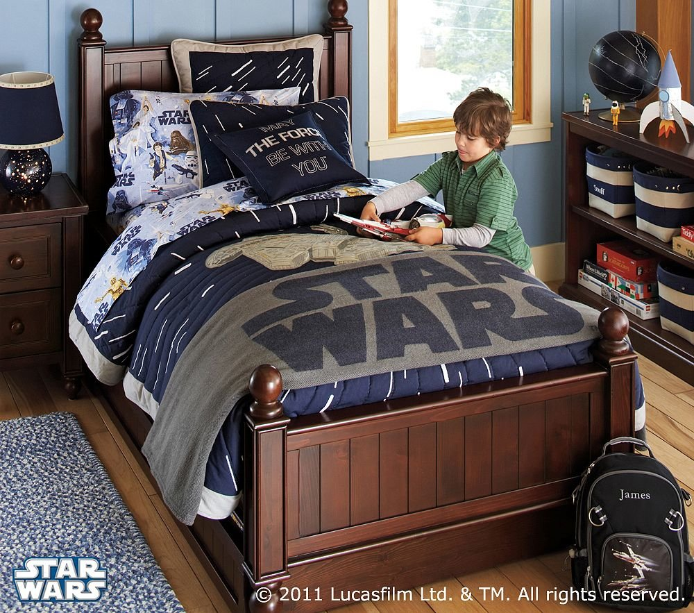 Best At Second Street Star Wars Bedding With Pictures