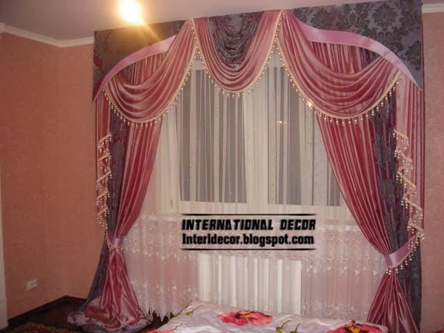 Best Luxury Curtains For Bedroom Latest Curtain Ideas For Bedroom With Pictures