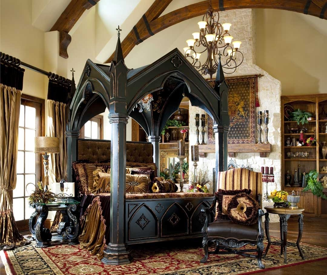Best Bernadette Livingston Furniture Bring Home Gothic Castle With Pictures