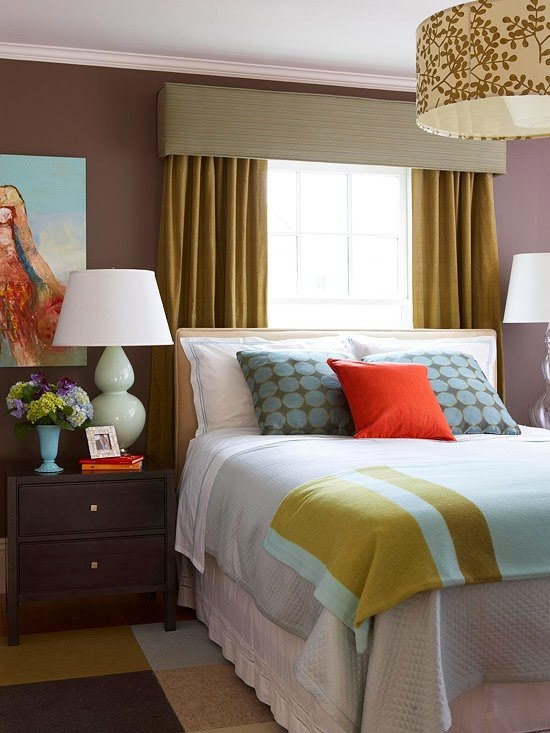 Best 2014 Smart Bedroom Window Treatments Ideas Finishing With Pictures