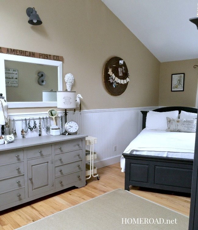Best Master Bedroom Painted Furniture Reveal Homeroad With Pictures