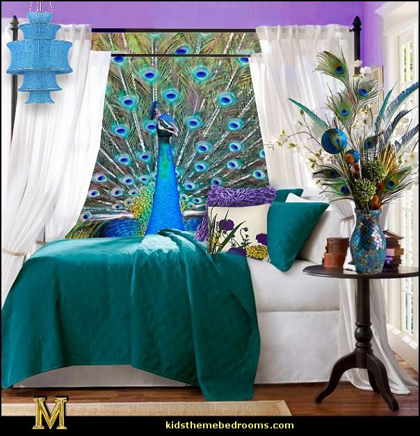 Best Welcome Home Peacock Bedroom And Bathroom On Pinterest With Pictures