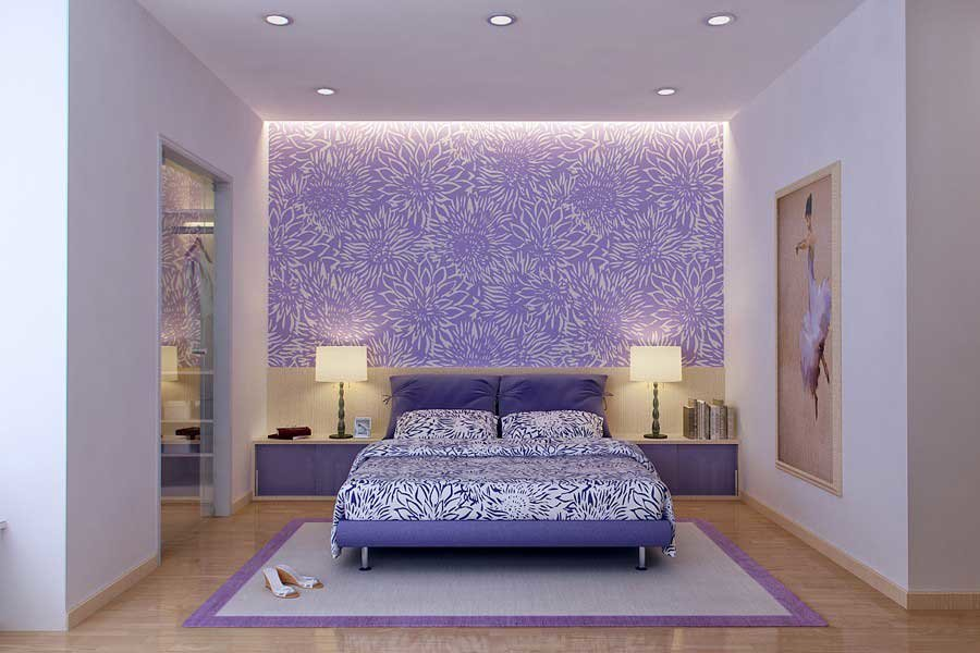 Best Bedrooms Designs Hd Wallpapers With Pictures
