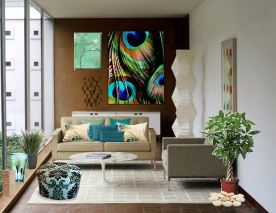 Best Eye For Design Decorate Your Home With The Color Peacock Blue With Pictures