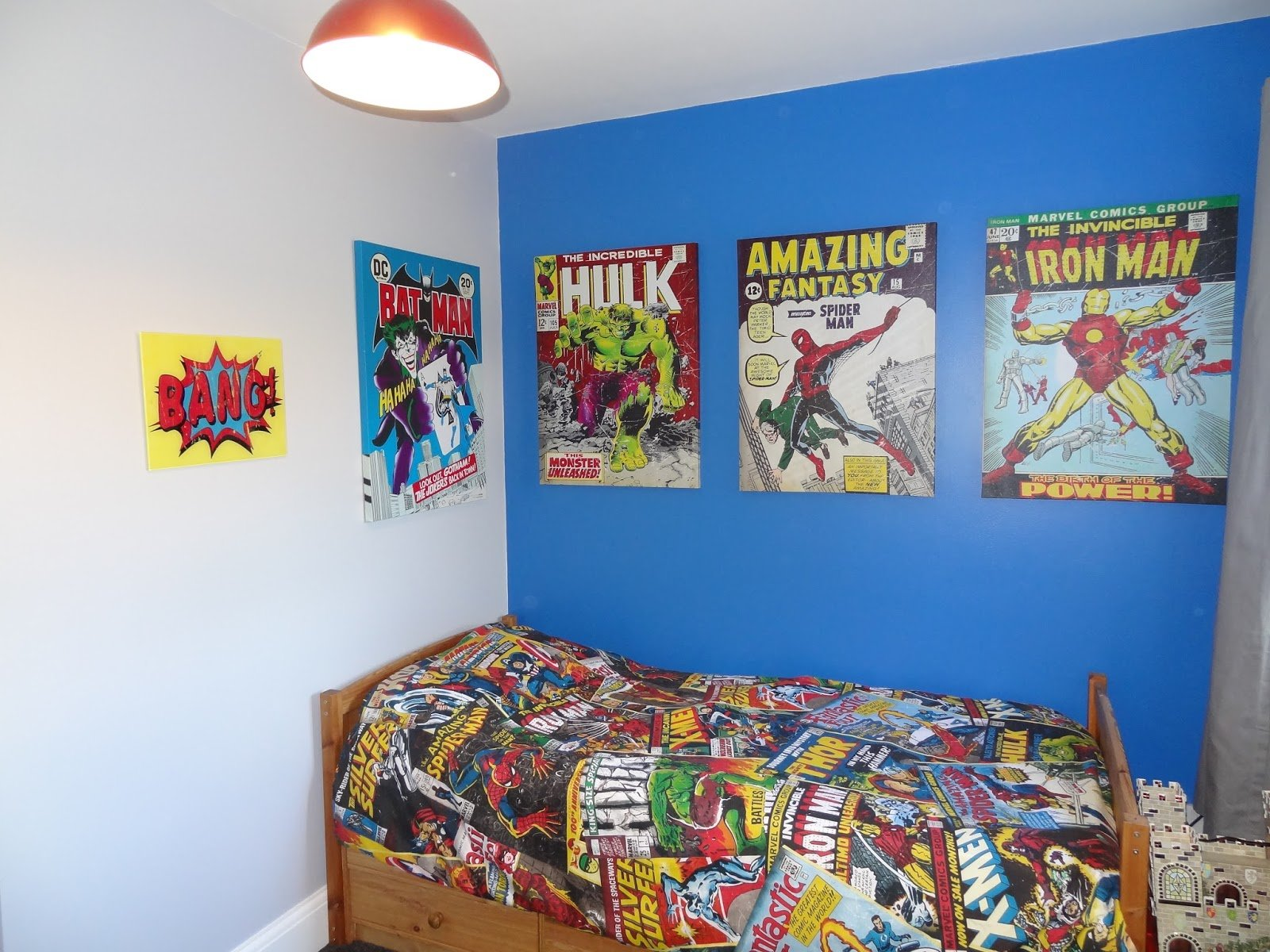 Best Happiness Is Homemade My Boys Themed Bedrooms With Pictures