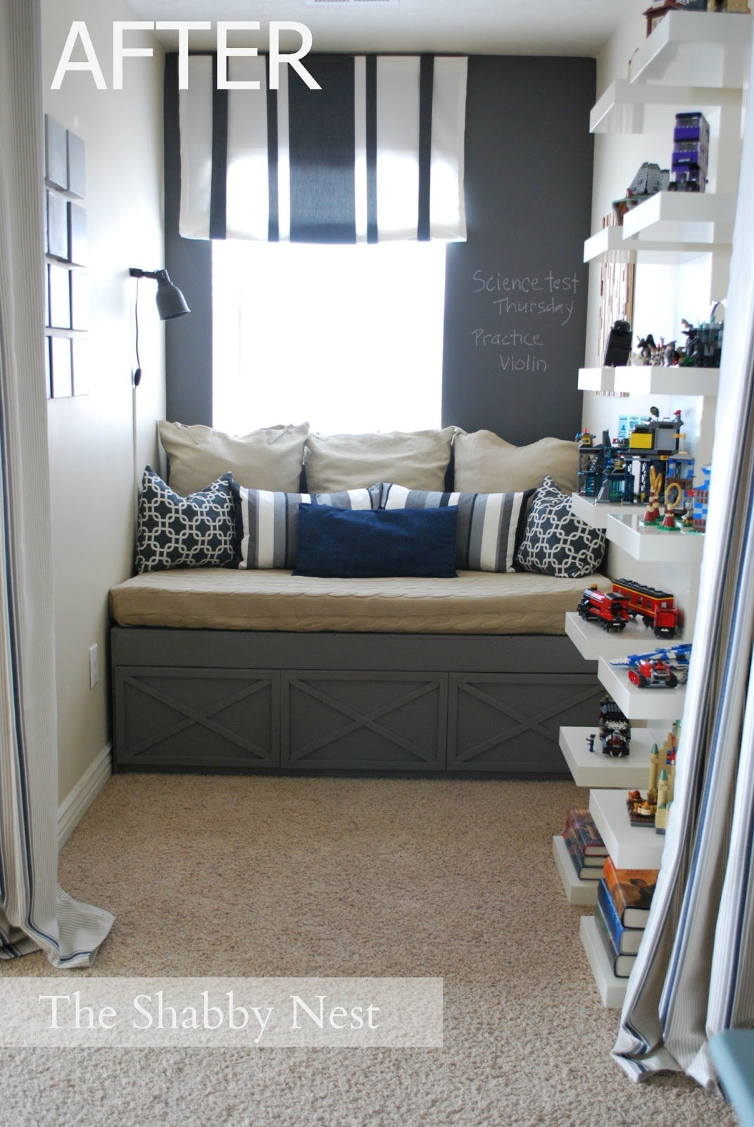 Best Loft Bedroom Reveal Wendy Hyde Lifestyle With Pictures