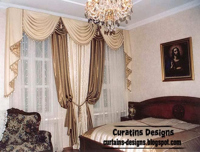 Best Luxury Bedroom Curtains And Drapes Designs Ideas Colors With Pictures