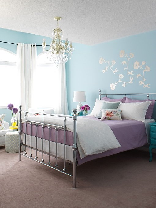 Best Cottage Blue Designs Blue And Purple Rooms Why Not With Pictures