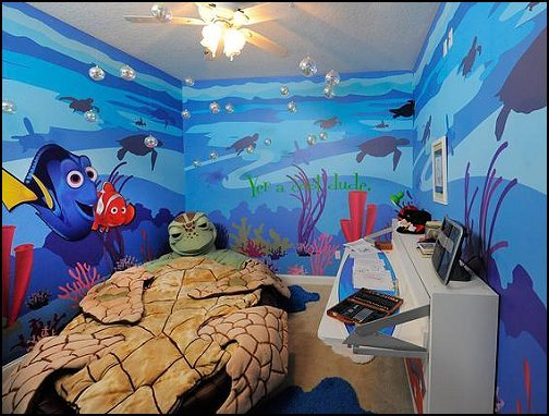 Best Decorating Theme Bedrooms Maries Manor Finding Nemo With Pictures