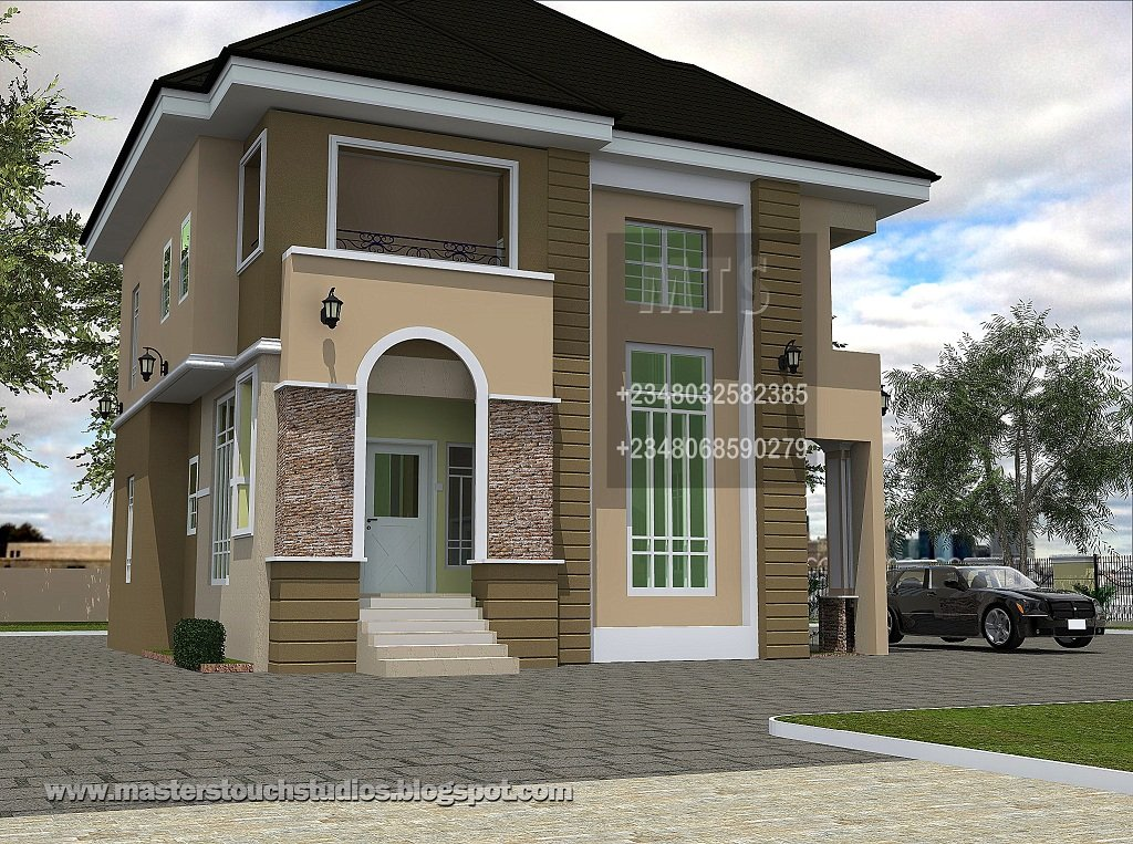 Best 2 Bedroom Duplex Modern And Contemporary Nigerian With Pictures