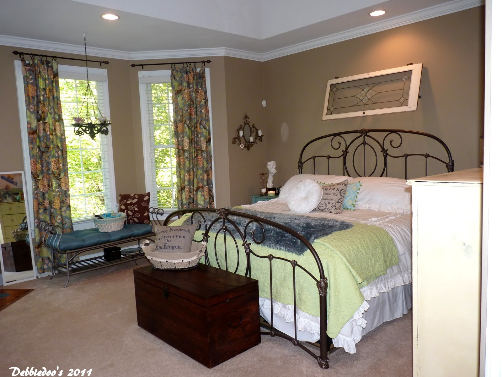 Best Pottery Barn Inspired Master Bedroom Shabby Chic Style With Pictures