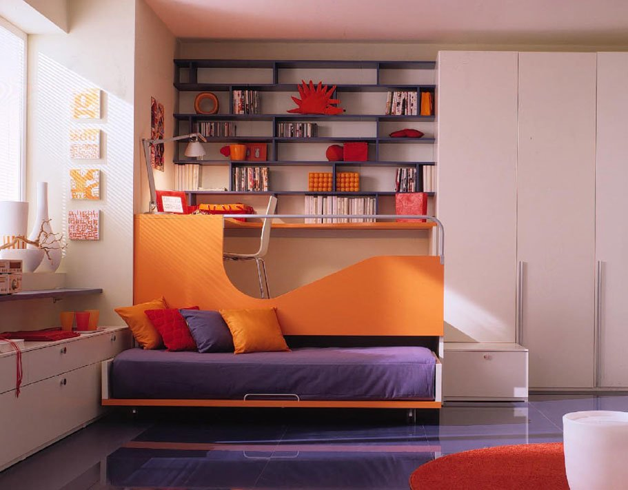 Best Home Quotes T**N Bedroom Designs Modern Space Saving With Pictures