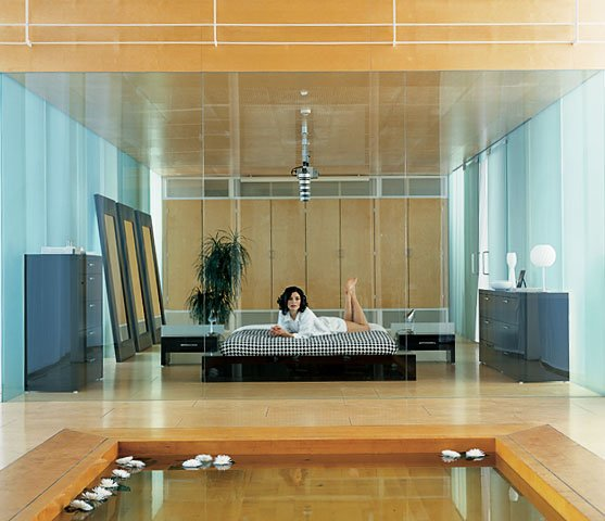 Best Home Decor 2012 Modern Japanese Bedroom Furnitures With Pictures