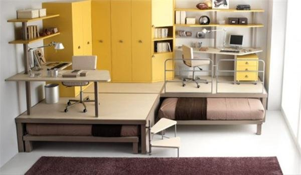 Best Uzumaki Interior Design Funtastic Cool Bunk Beds And With Pictures