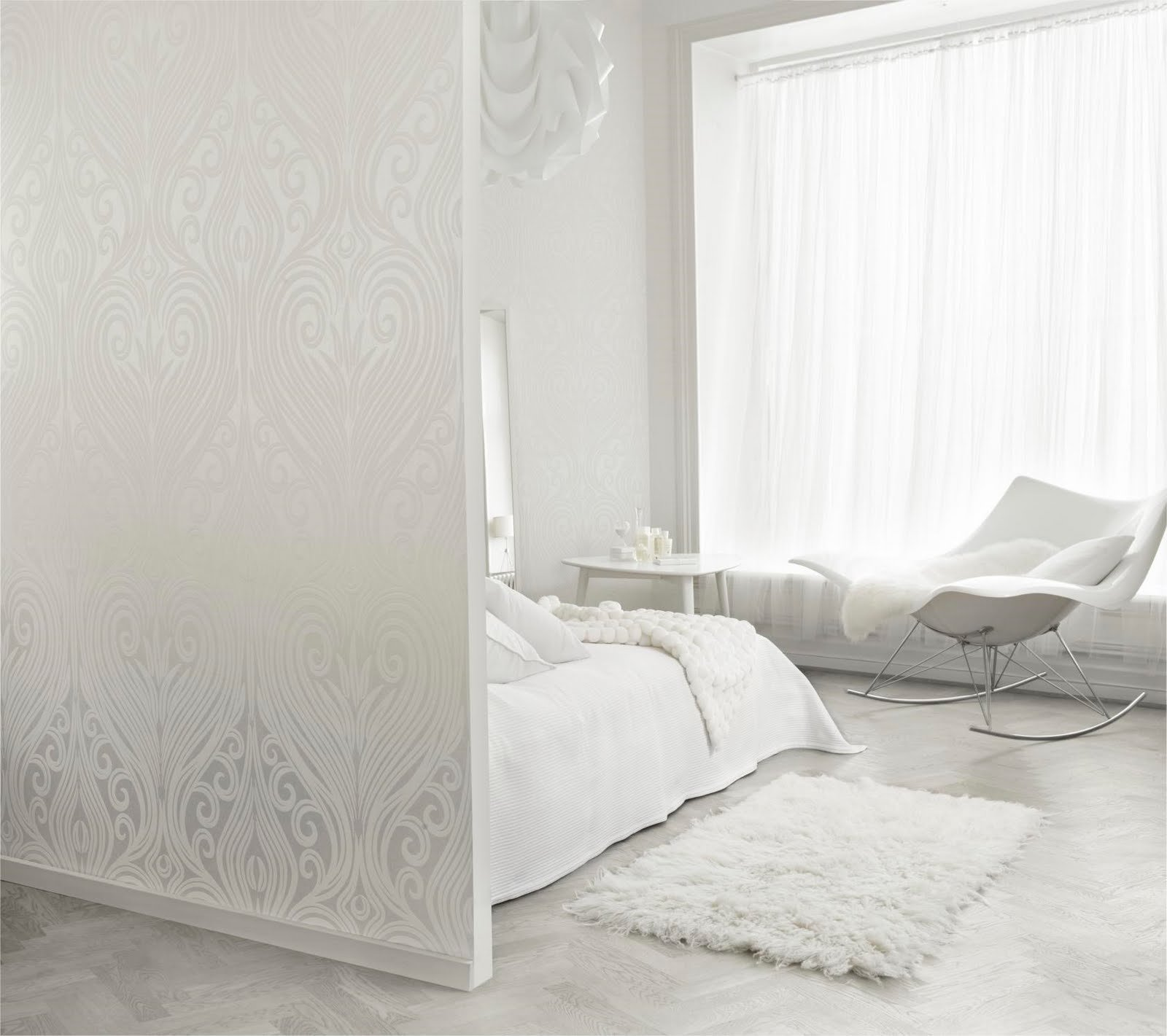 Best Design Shimmer White Walls With Pictures
