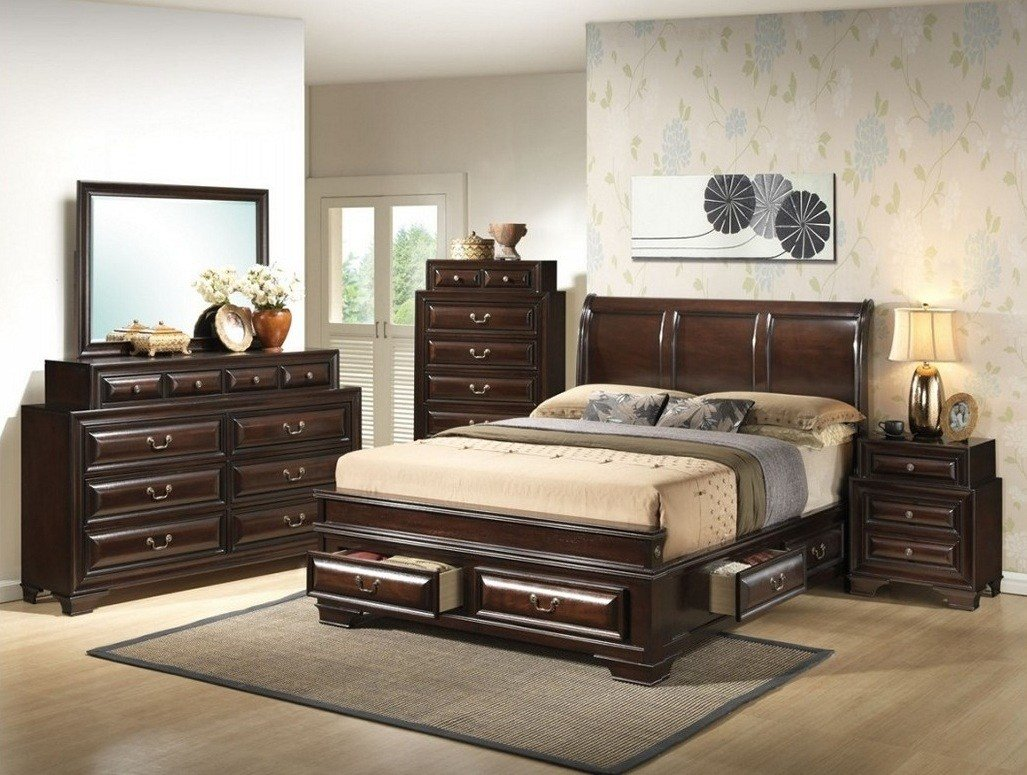 Best Affordable King Size Bedroom Sets For Sale King Size With Pictures