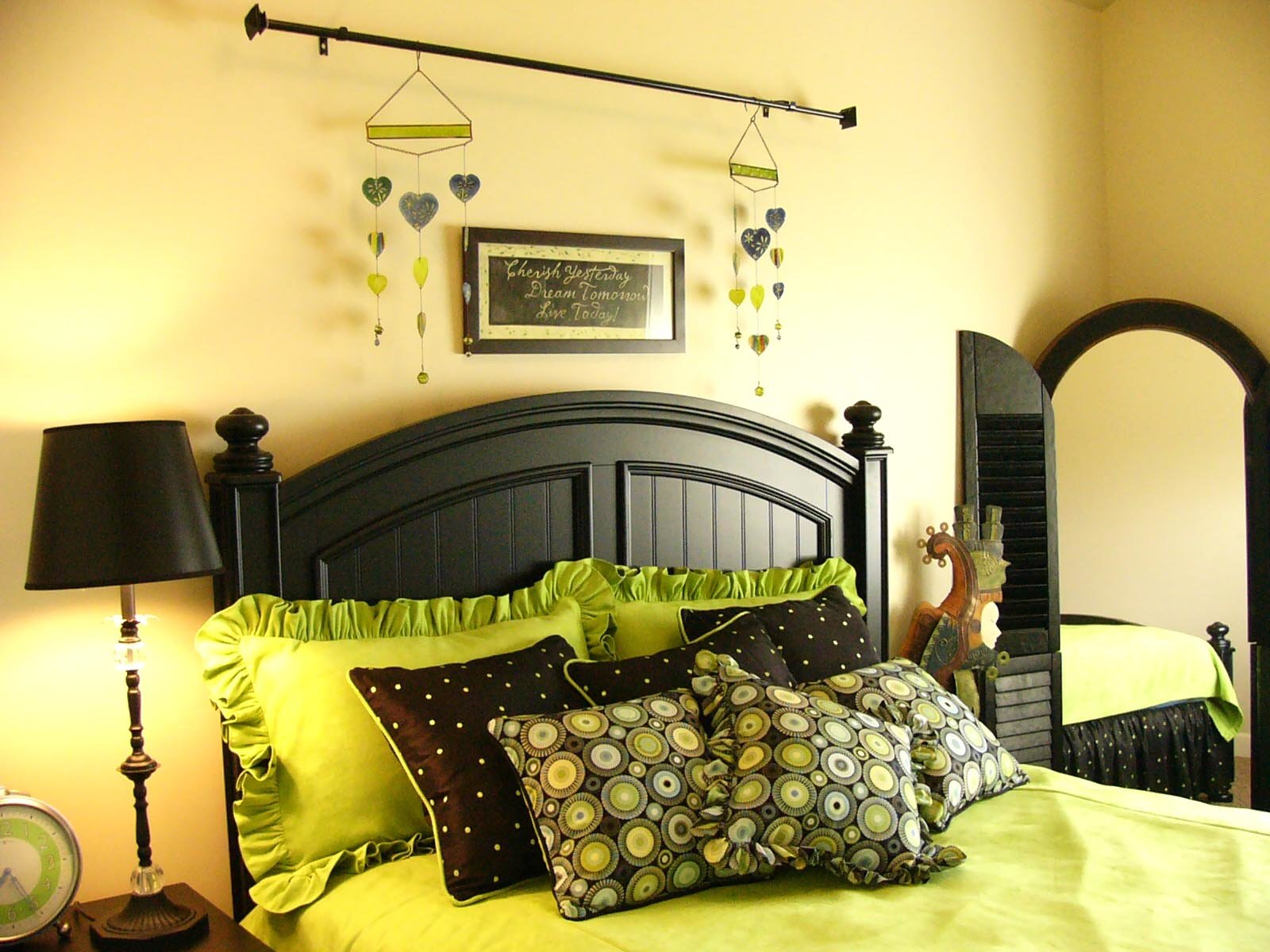 Best Ideas For Brianna S Green And Black Bedroom On Pinterest Comforter Sets Green Bedrooms And With Pictures