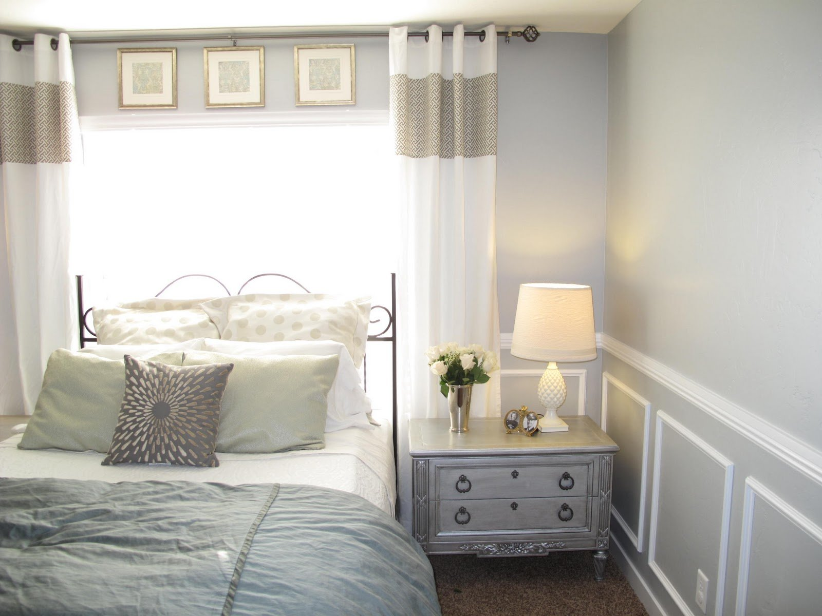 Best Little Miss Penny Wenny How To Extend Your Curtains With Style With Pictures