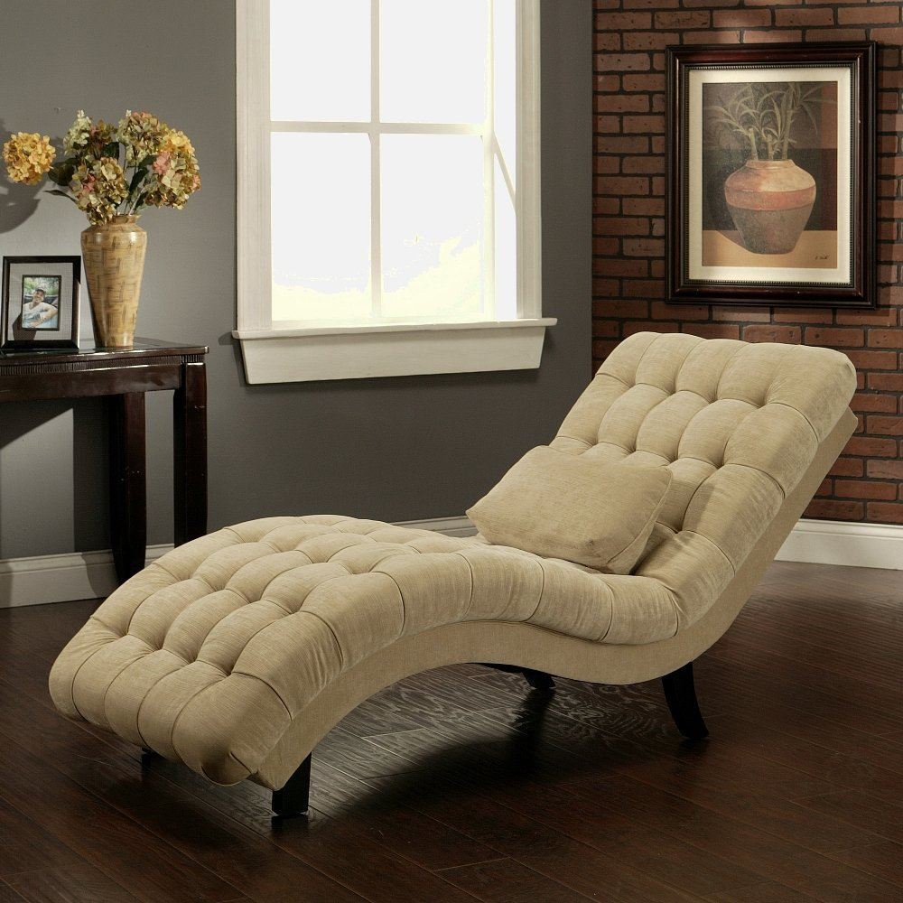 Best Upholstered Chaise Lounges For Bedrooms With Pictures