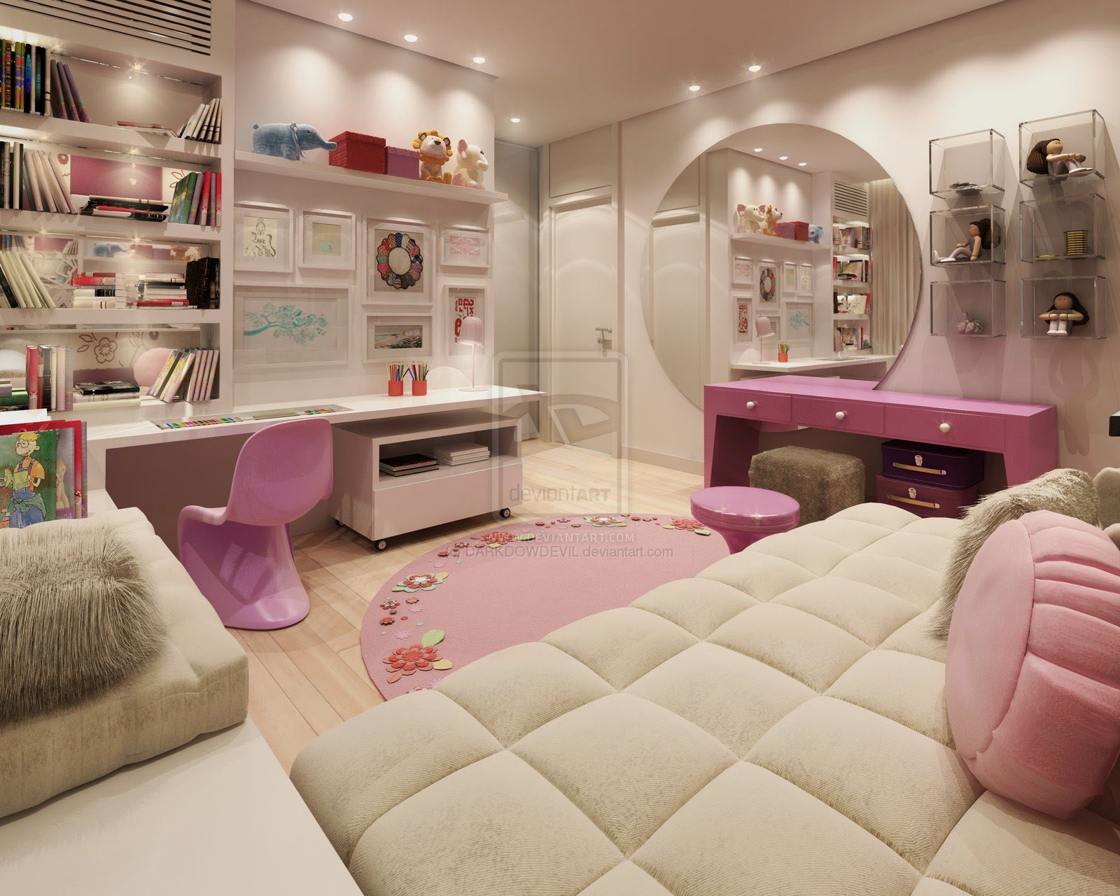 Best Girls And Teenage Bedroom Designs Girls And Teenage With Pictures