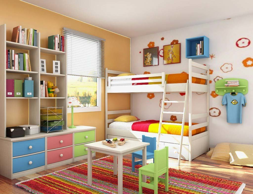 Best Childrens Bedroom Ideas For Small Bedrooms Amazing Home With Pictures