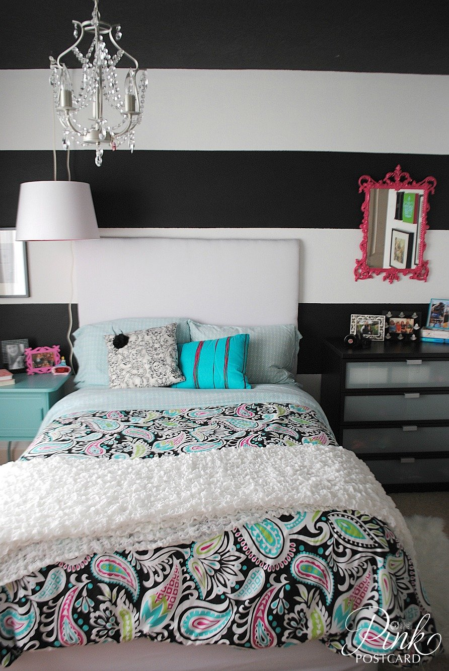 Best Modern And Colorful T**N Bedroom Noble Vintage With Pictures