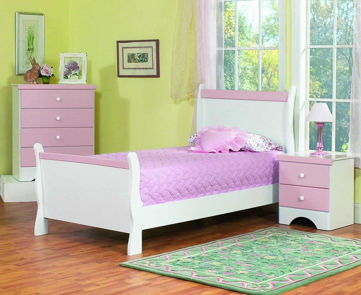 Best Purple And White Furniture Sets Kids Bedroom Design Home Design Picture With Pictures