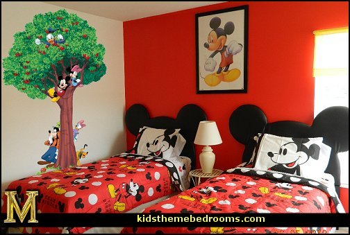 Best Decorating Theme Bedrooms Maries Manor Mickey Mouse With Pictures