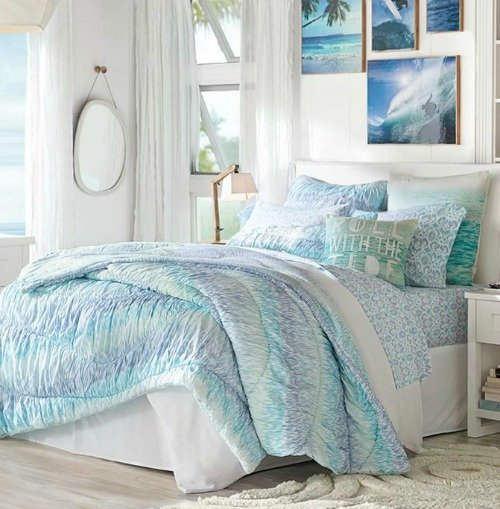 Best Beachy Coastal Bedrooms From Pottery Barn Completely Coastal With Pictures