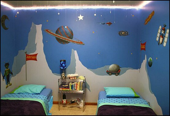 Best Decorating Theme Bedrooms Maries Manor Outer Space With Pictures