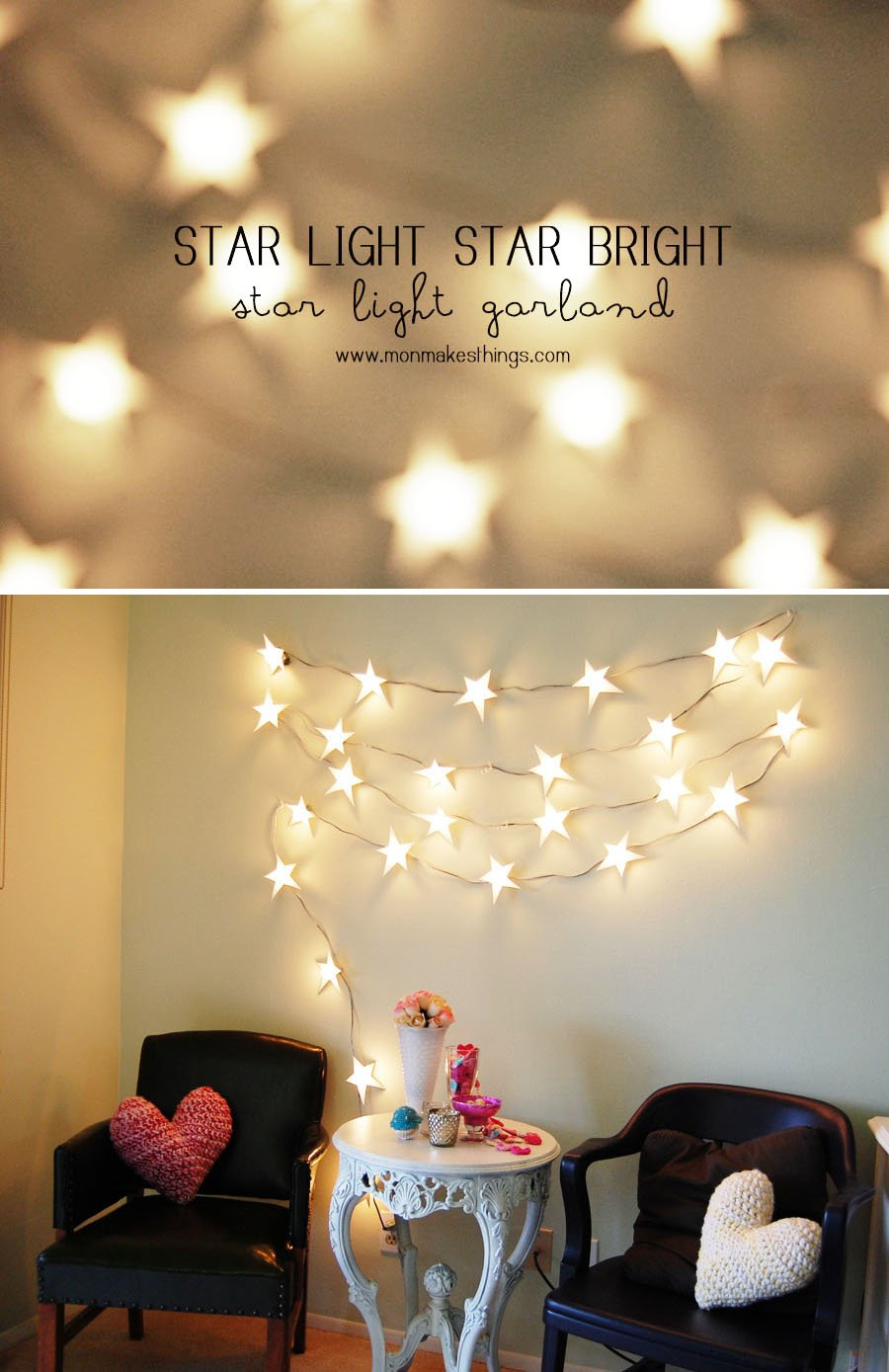 Best Mon Makes Things Star Light Star Bright Light Garland With Pictures