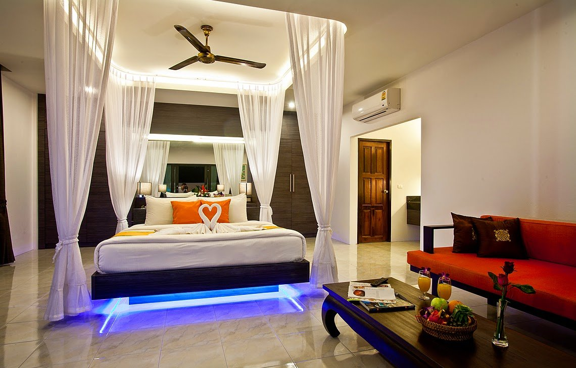 Best Romantic Bedroom Design And Ideas For Couples Dashingamrit With Pictures