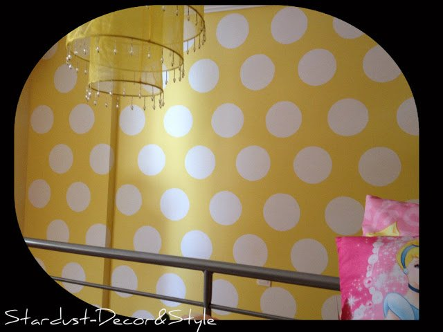 Best Girl S Bedroom Reveal And How To Paint Polka Dots On A With Pictures
