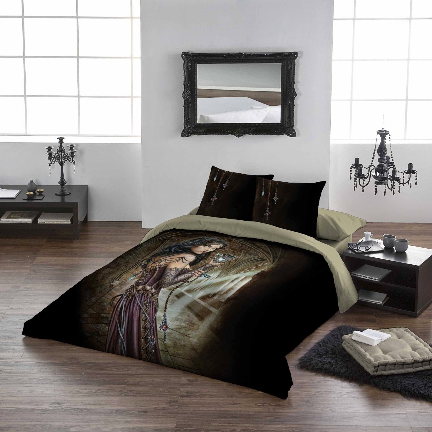 Best Bedroom Decor Ideas And Designs Top Ten Gothic Bedding With Pictures