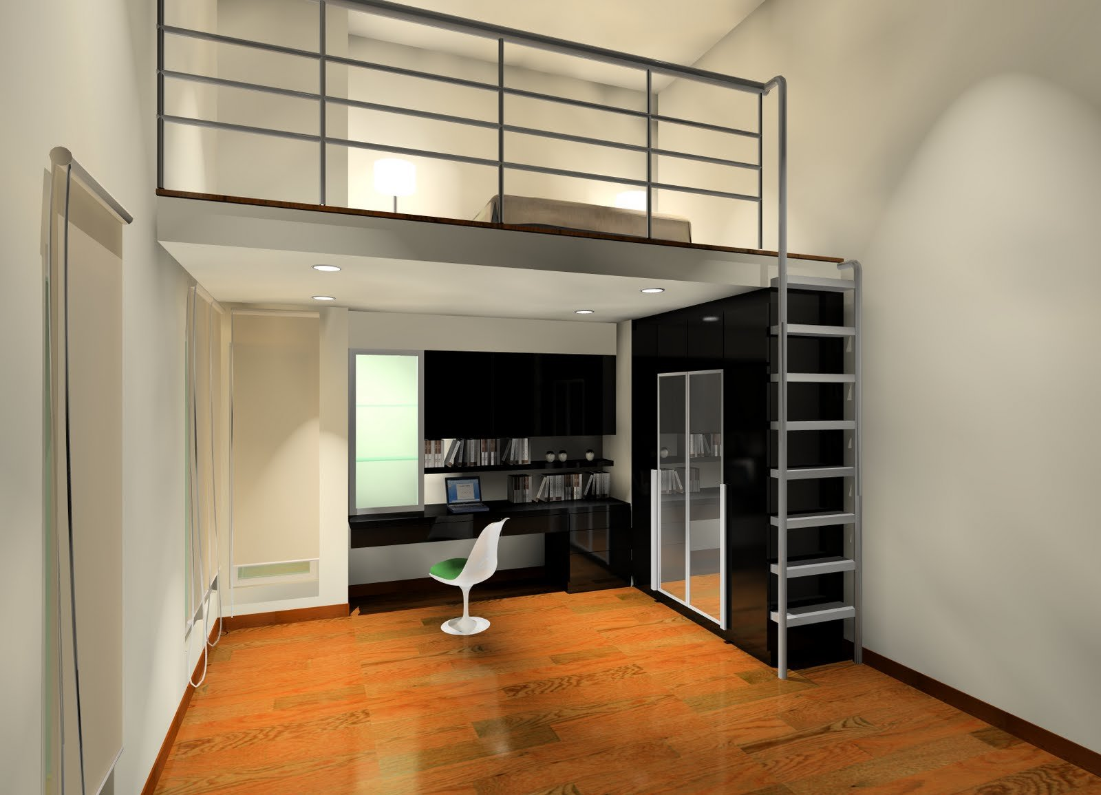 Best Bedroom Mezzanine Design Home Decoration Live With Pictures